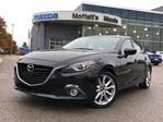 2015 Mazda MAZDA3 GT LUXURY PKG. LEATHER, BOSE, HEAT SEATS, GPS in Barrie, Ontario