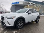 2016 Mazda CX-3 GT AWD LEATHER, SUNROOF, BOSE, GPS, 7 SCREEN in Barrie, Ontario