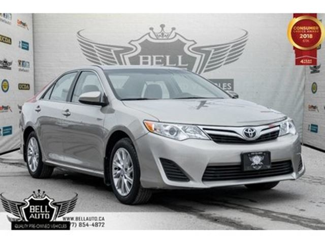 2014 TOYOTA Camry LE, BACK-UP CAM, NAVI, BLUETOOTH, VOICE COMMAND in Toronto, Ontario