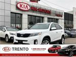 2015 Kia Sorento EX V6 AWD/ONE OWNER/REAR CAM/LEATHER/UVO/WARRANTY/ in North York, Ontario