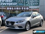 2015 Mazda MAZDA3 GS,AUTO,ALLOYS,B UP CAM,H SEATS,ACCIDENT FREE in Toronto, Ontario