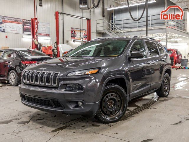2016 Jeep Cherokee North in