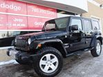 2012 Jeep Wrangler Unlimited Sahara 4x4 in Edmonton, Alberta