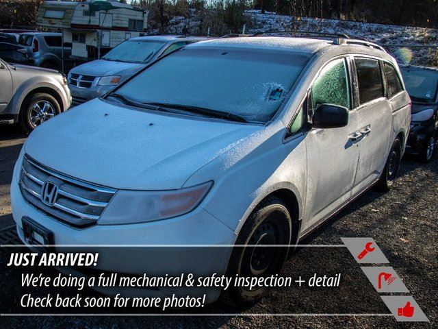 2013 HONDA Odyssey EX w/RES (A5), Factory Warranty Until 2019 in Port Moody, British Columbia