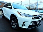 2017 Toyota Highlander AWD LIMITED  NAVI.360 CAMERA.BSM  PANORAMIC ROOF in Kitchener, Ontario