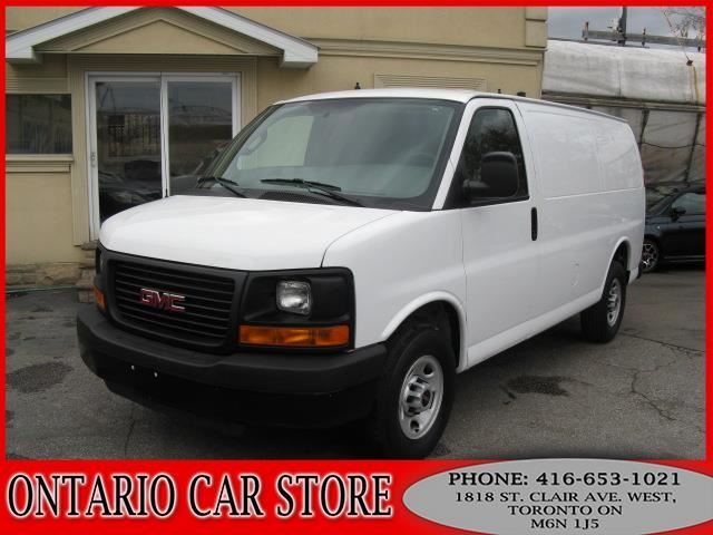 2016 GMC Savana 2500 Cargo !!!READY FOR WORK!!! in Toronto, Ontario