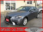 2016 Lexus IS 300 AWD !!!1 OWNER NO ACCIDENTS!!! in Toronto, Ontario