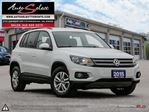 2015 Volkswagen Tiguan AWD 4MOTION ONLY 52K! **CLEAN CARPROOF** BLUETOOTH in Scarborough, Ontario