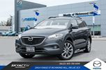 2015 Mazda CX-9 GT LEATHER*NAVIGATION*BLUETOOTH in Richmond Hill, Ontario