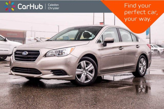 2016 Subaru Legacy 2.5i AWD Backup Cam Bluetooth Heated Front Seats Keyless Entry 17Alloy Rims in
