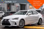 2018 Lexus IS 300 AWD Sunroof Backup Cam Nav Bluetooth Blindspot 18Alloys in Thornhill, Ontario