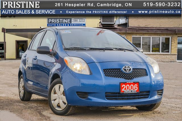 2006 Toyota Yaris S Hatch. Only 114km Rust Free 1 Owner in