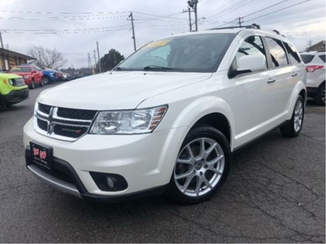 2015 Dodge Journey R/T - AWD - Leather Seats in