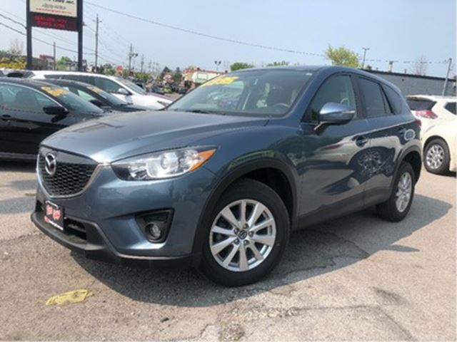 2015 MAZDA CX-5 GS - Ex-Lease - Back Up Camera in St Catharines, Ontario