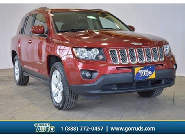 2014 Jeep Compass Northern Edition/4X4/ in