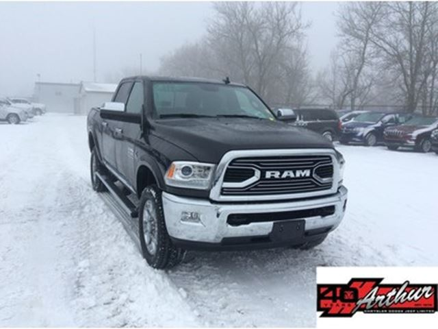 2018 Dodge RAM 2500 Limited in