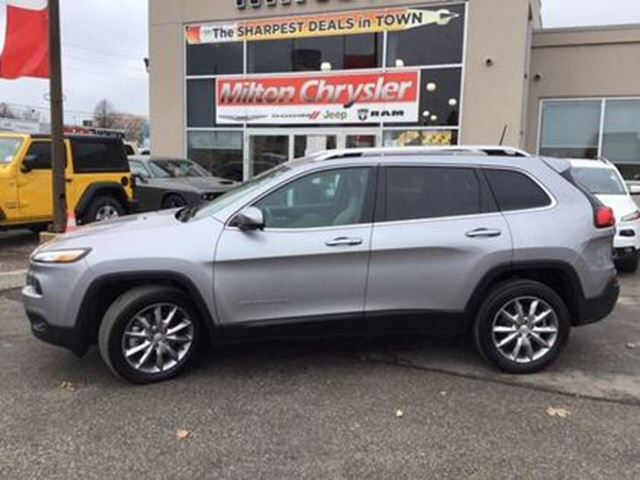 2018 Jeep Cherokee LIMITED LEATHER NAVIGATION REMOTE START in