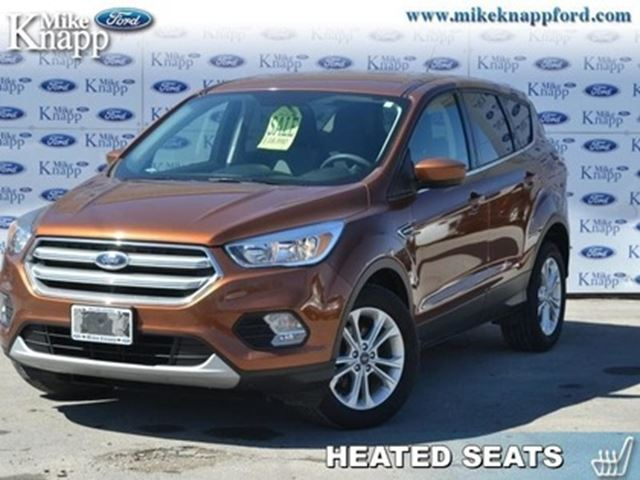2017 Ford Escape SE - Bluetooth -  Heated Seats in