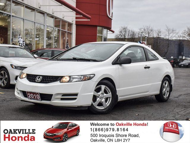 2010 HONDA CIVIC Coupe DX-G at in Oakville, Ontario