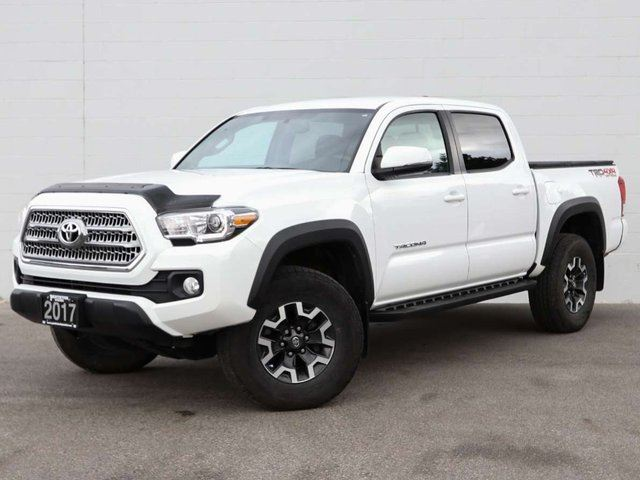 2017 Toyota Tacoma TRD in