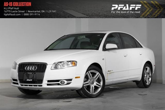 2007 AUDI A4 2.0T in Newmarket, Ontario