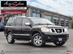 2012 Nissan Armada Platinum Edition 4X4 ONLY 184K! **TECHNOLOGY PKG** DVD ENTERTAINMNT in Scarborough, Ontario