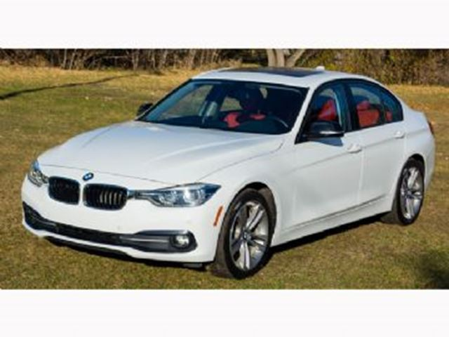 2017 BMW 3 SERIES 320i xDrive AWD in Mississauga, Ontario