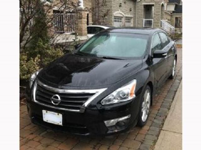 2014 NISSAN ALTIMA 4dr Sdn V6 CVT 3.5 SL Technology Package in Mississauga, Ontario