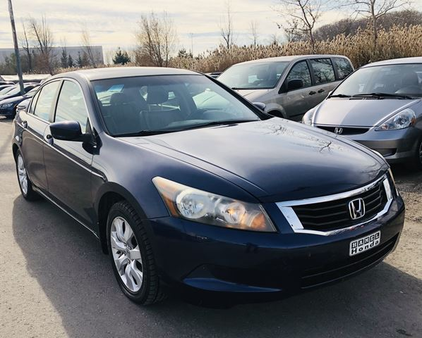 2009 HONDA ACCORD EX-L / Winter Tires  in Pickering, Ontario