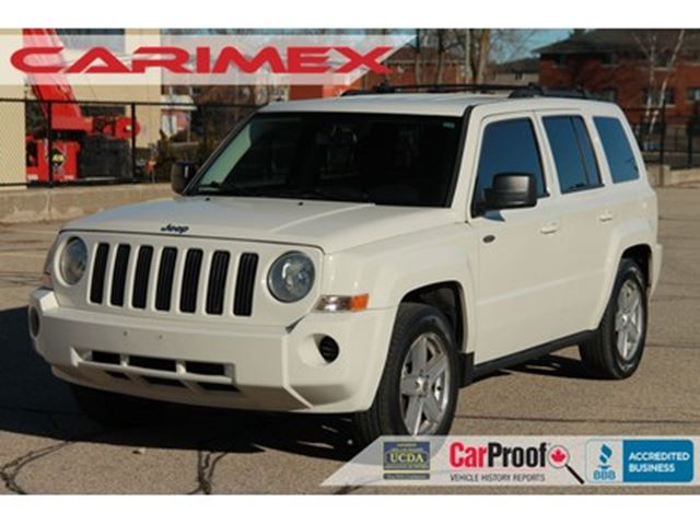 2010 Jeep Patriot Sport/North ONLY 89K in