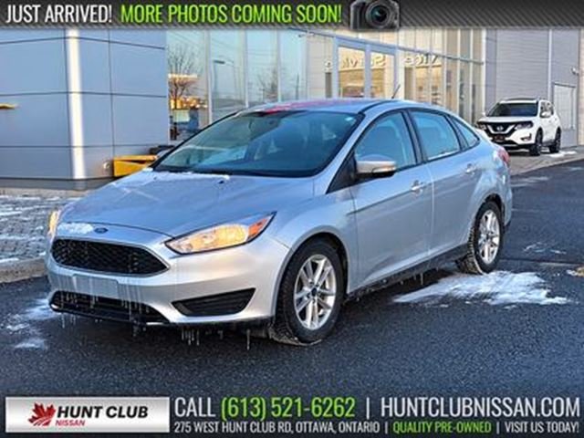 2015 Ford Focus SE   Rear Camera, Heated Seats, Bluetooth in