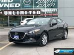 2018 Mazda MAZDA3 GS,AUTO,ALLOYS,BLUE T,H SEATS,B UP CAM in Toronto, Ontario