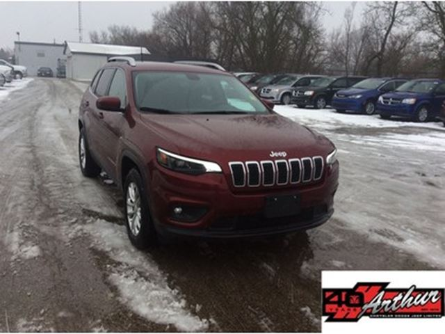 2019 Jeep Cherokee North in