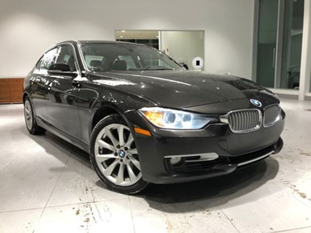2014 BMW 3 Series 328 i xDrive Sedan Modern Line (3B37) in