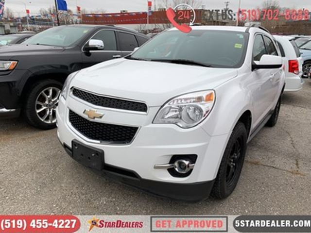 2015 Chevrolet Equinox 2LT   LEATHER   CAM   HEATED SEATS in