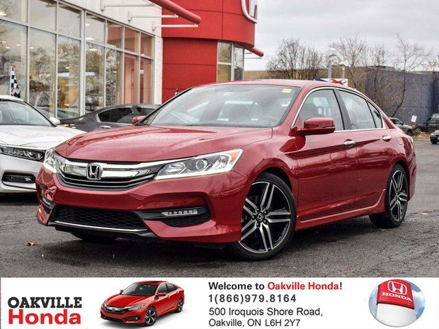2017 HONDA ACCORD  Sedan L4 Sport 6MT in Oakville, Ontario