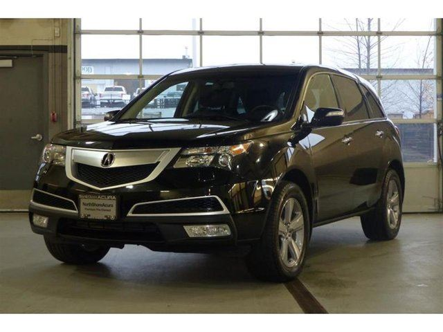 2013 Acura MDX Tech 6sp at in