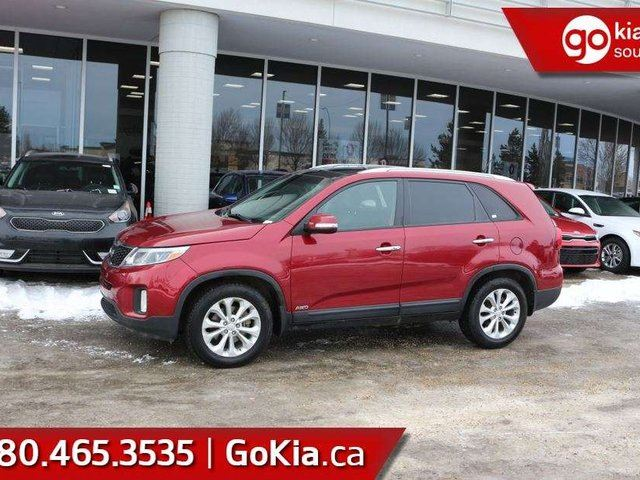 2015 Kia Sorento EX; BACKUP CAM, KEYLESS ENTRY, PUSH-BUTTON START, HEATED SEATS AND MORE in