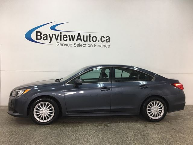 2016 Subaru Legacy 3.6R Touring Package - SUNROOF! HTD SEATS! BLUETOOTH! STARLINK! REVERSE CAM! ALLOYS! BSA! in