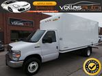 2018 Ford E-450 16FT BOX| RAMP| ONLY 16KM in Vaughan, Ontario