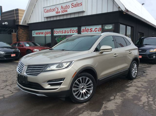 2015 Lincoln MKC LEASEBACK! MUST SEE! in