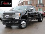 2017 Ford F-350 Platinum w/FX4 Diesel Dually LOADED in Hamilton, Ontario