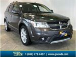 2016 Dodge Journey R/T AWD/V6/7 PASS/LEATHER in Milton, Ontario