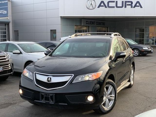 2015 Acura RDX TECH   1OWNER   NOACCIDENTS   NAVI   RAILS   3.4% in