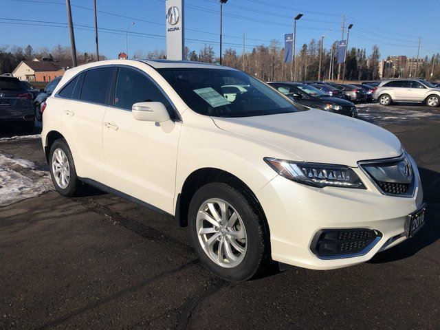 2016 Acura RDX Base w/Technology Package in