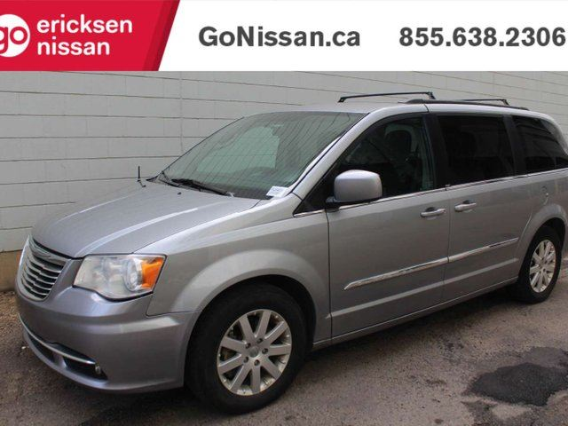 2014 CHRYSLER Town and Country TOURING: DVD, BACKUP SENSOR, AUTOMATIC in Edmonton, Alberta