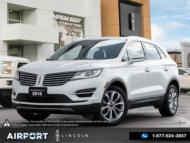 2016 LINCOLN MKC AWD Select with only 42,137 kms in Hamilton, Ontario