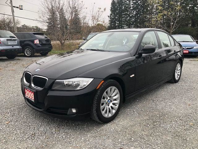 2009 BMW 3 SERIES LEATHER in Stouffville, Ontario