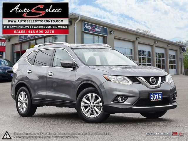 2016 NISSAN ROGUE ONLY 83K! **BACK-UP CAMERA** CLEAN CARPROOF in Scarborough, Ontario