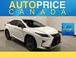 2017 Lexus RX 350 F-SPRT 3|NAVI|HEADS UP AND MORE in Mississauga, Ontario